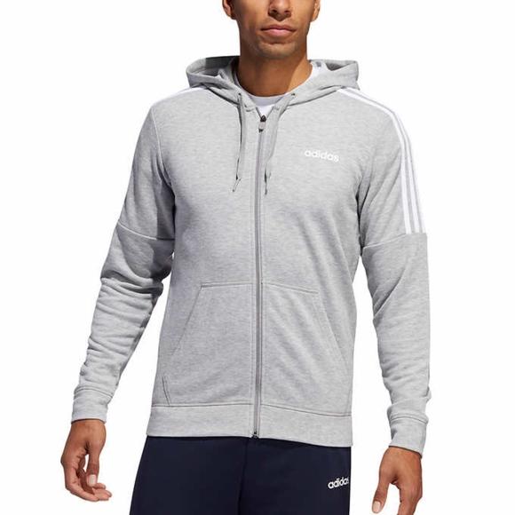 estudiar pasillo Imaginación  adidas NCAA Mens Full Zip Sweater